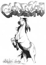 <h5>Artcadias Curley - Horse</h5><p></p>
