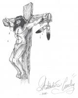 <h5>Artcadias Curley - Crucifix</h5><p></p>