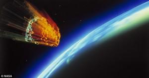 gold meteor