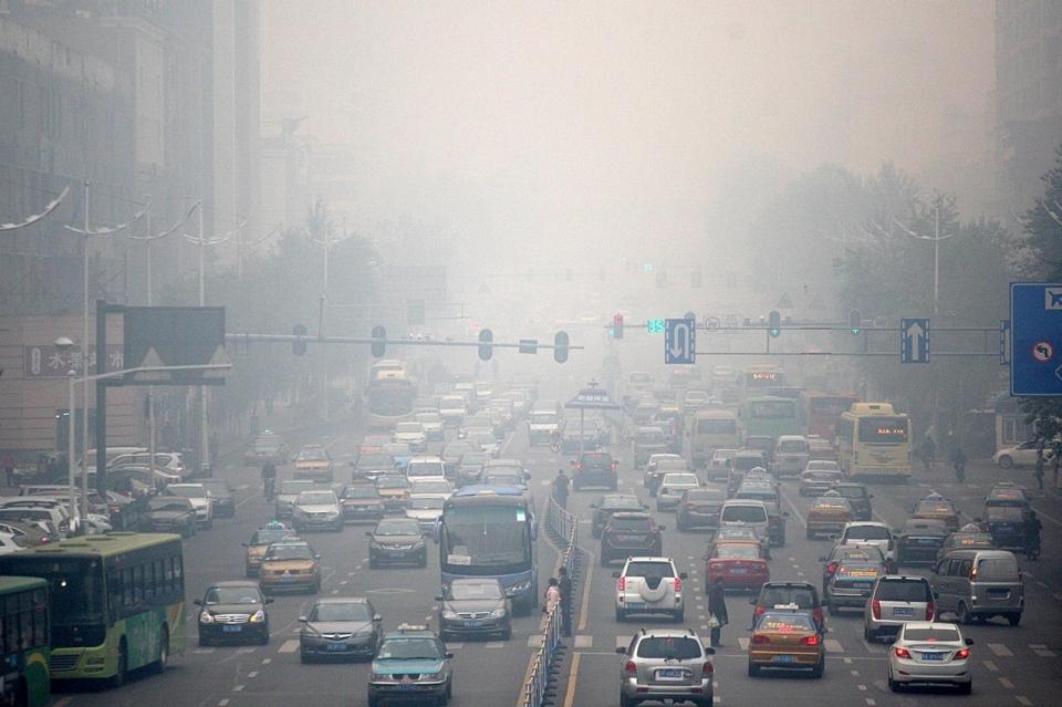 China New Cars Per Day