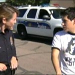 Officers' kindness was a welcome surprise