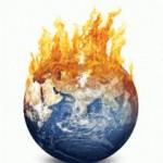 Antarctica's warming shock