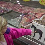 Restaurants serving horse meat in European Union. Supermarkets too!!