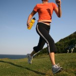 Benefit of short jogs in the long-term