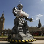 Here come the killer robots