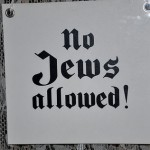 Where Jews still aren't welcome