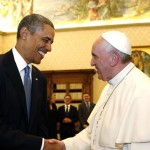 Penitent Pope – Pope Francis Goes To Confession