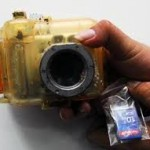 Lost underwater camera discovered 5 years later