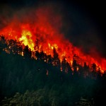 Changing climate leads to more wildfires