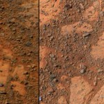 Mystery Mars Rock Found On Surface