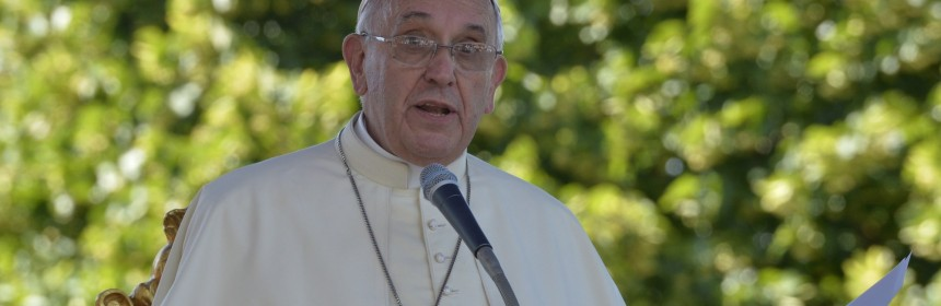 Pope Francis Encyclical To Save Earth's Ecosystem