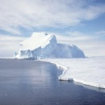 Ice Levels In Antarctica Increasing