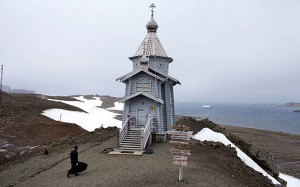 Church at the South Pole
