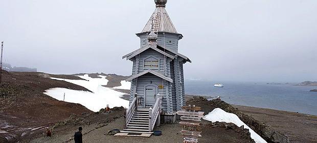 Church at the South Pole