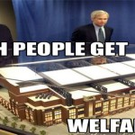 Welfare – Not Just The Poor Who Benefit