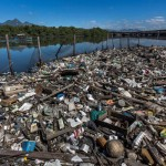 Floating Garbage Polluted 2016 Brazilian Olympic Games