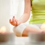 Meditation delays aging