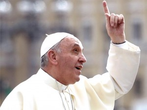 Pope Gives OK For Atheists To Enter Heaven