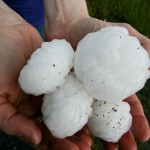Hailstone – Lack of hail causes concern