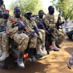 South Sudanese Army Accused Of Rape