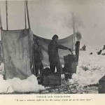 Christmas on Antarctica 100 Years Ago