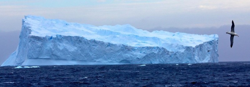 Giant boost for south polar waters