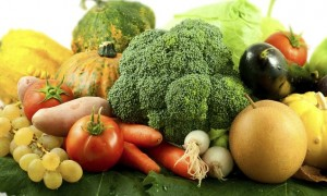 Mediterranean Diet - Fruits and Vegetables