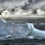 Warmer seas speed up Antarctic ice melt