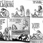 Cartoon – A Brief History Of Religion