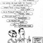 Cartoon – Married Story Telling
