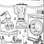 Cartoon – Amusement Park Rides