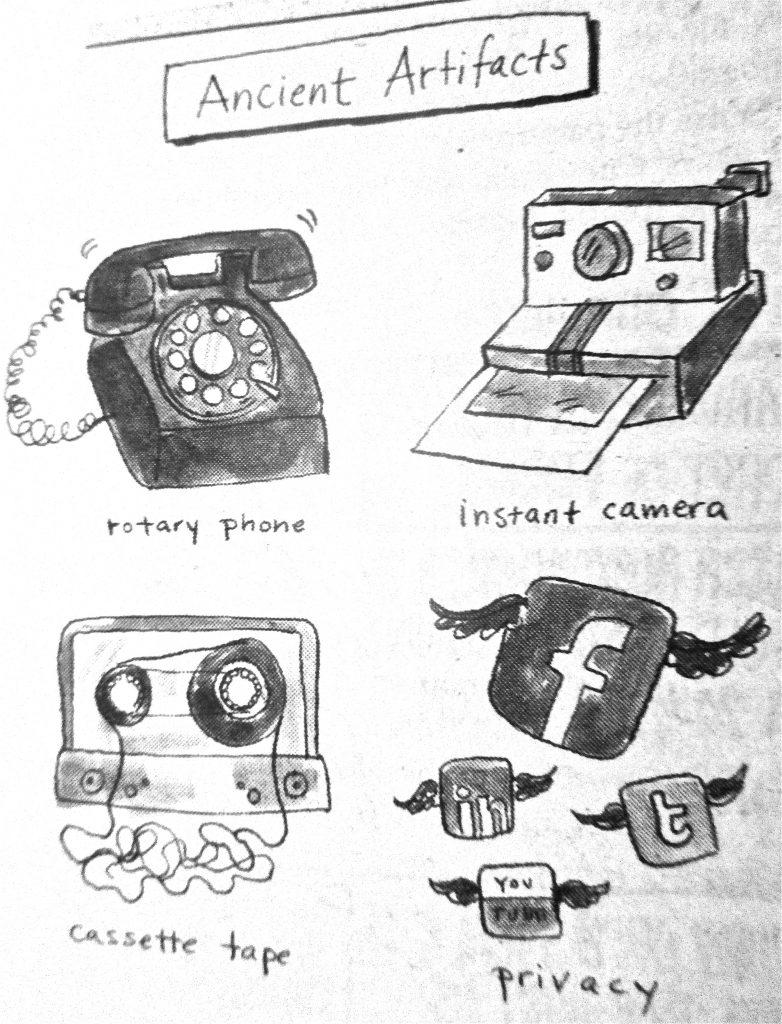 Cartoon Ancient Artifacts