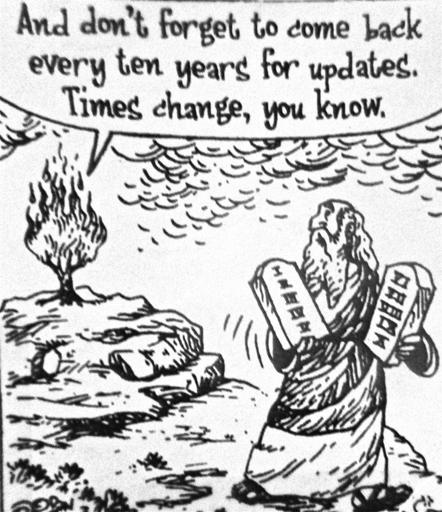 Cartoon And Dont Forget To Come Back Every Ten Years For Up Dates Time Change You Know