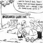 Cartoon – Lab Leftovers