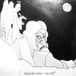 Cartoon – Disgruntled God