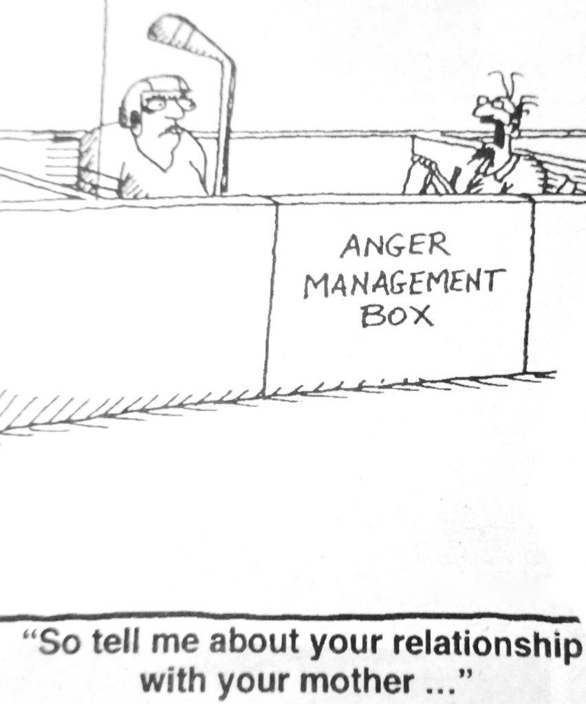 Cartoon Anger Management
