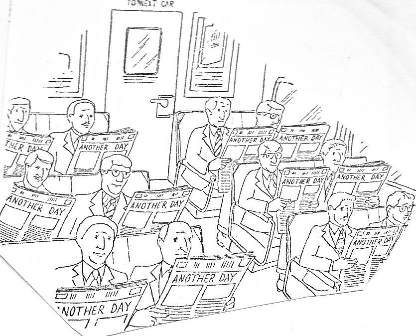 Cartoon Another Days