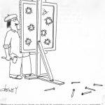 Cartoon – Artistic Woes