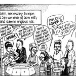 Cartoon – Baptism