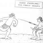 Cartoon – Body Piercing The Early Years