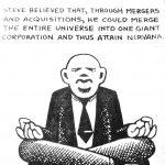 Cartoon – Corporate Buddhism