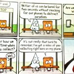 Cartoon – Bus Stop