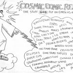 Cartoon – Cosmic Comic Relief