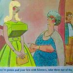 Cartoon – Padding Your Bra