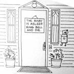Cartoon – Do Not Disturb