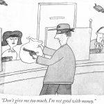 Cartoon – The Honest Thief