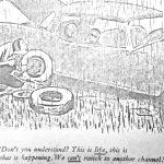 Cartoon – That's Life!