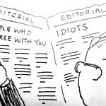 Cartoon – Editorials For Everyone