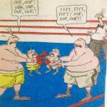 Cartoon – Rock 'Em Sock 'Em (Live Jr Edition)