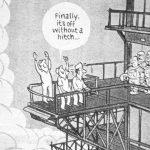 Cartoon – Missing Your Flight